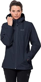 Jack Wolfskin Women's Norrland 3-in-1 W Waterproof Insulated Jacket