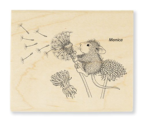 Stampendous Make a Wish Rubber Stamp