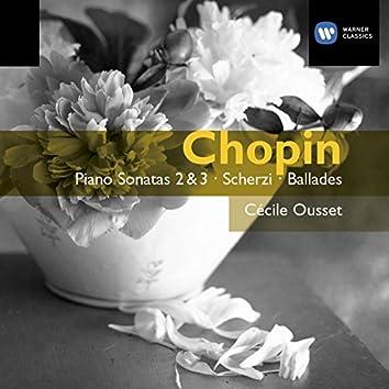 Chopin:PIano Sonatas 2 & 3: Ballades & Scherzi