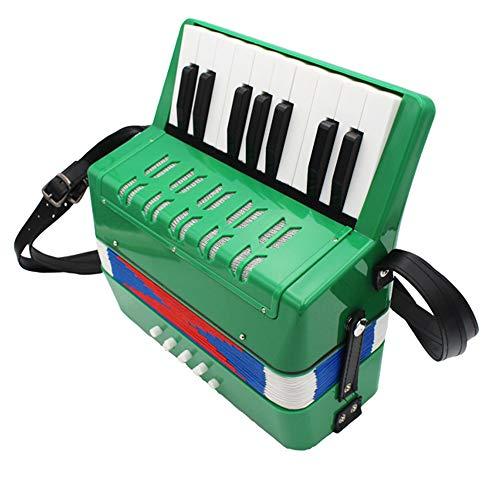 CX TECH El Juguete Musical de acordeón para niños promueve