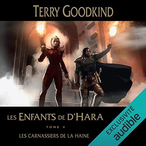 Les Carnassiers de la Haine audiobook cover art