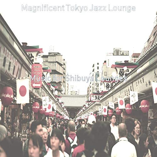 Magnificent Tokyo Jazz Lounge
