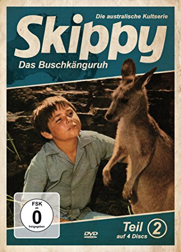 Skippy - Das Buschkänguruh: Teil 2 [4 DVDs]