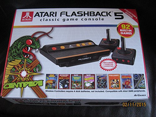 Price comparison product image Atari Flashback 5 Classic Game Console 92 Built-in Games