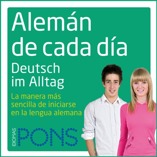 Alemán de cada día [Everyday German] audiobook cover art