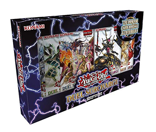YU-Gi-Oh! - Cofanetto Collector 6 booster Duel sovraccarico, versione francese - DUOV