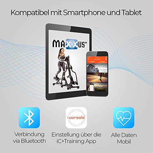 MAXXUS CX 7.5 Crosstrainer App