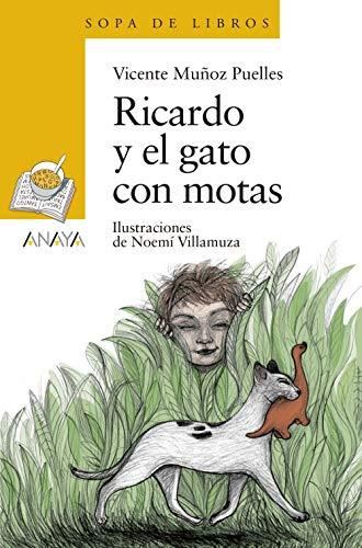 Ricardo y el gato con motas (LITERATURA INFANTIL - Sopa de Libros)