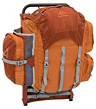 ALPS Mountaineering Red Rock 2050 Cubic Inches External Pack (Rust)