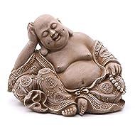 Garden ornament Buddha stone Terracotta