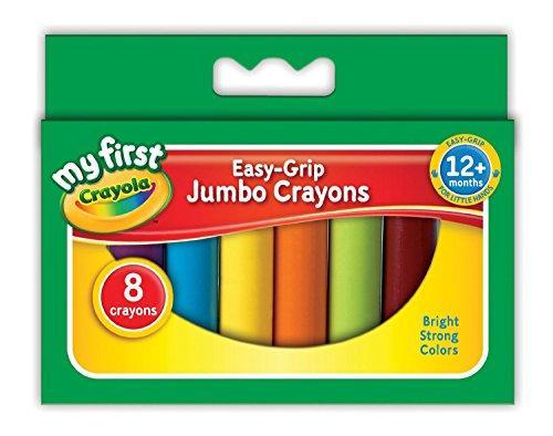 Crayola My First Crayola 1x Jumbo Crayons (8 Pieces)