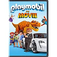 Playmobil: The Movie DVD