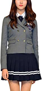 grey sailor uniform