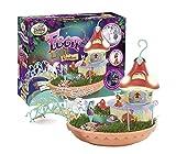 'My Fairy Garden', Feen Licht Garten, Kreatives Spiel zum Selber Gestalten, Spielzeugset mit Echten Grassamen, Geschenkideen für Kinder, Lernspiele, Spiele für Kleine und Große Kinder ab...