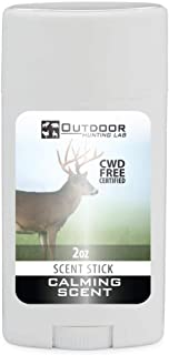 Outdoor Hunting Labs Deer Attractant Scent Stick - Buck Scents for Deer Hunting