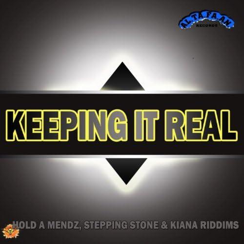 Hold-A-Medz & Stepping Stone and Kiana Riddim