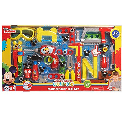 4SGM Just Play Mickey MouseKadoer Tool Set