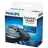 Philips RQ12/70 - Cabezal para afeitado compatible con Serie 9000, Sensotouch 3D y Arcitec
