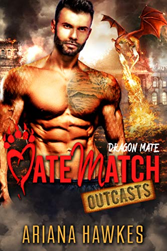 Dragon Mate: Dragon Shifter Romance (MateMatch Outcasts Book 5) (English Edition)