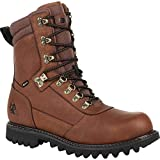 Rocky Ranger Waterproof 800G Insulated Outdoor Boot Size 11.5(W) Brown