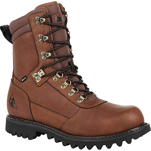 Rocky Ranger Waterproof 800G Insulated Outdoor Boot Size 11.5(M) Brown