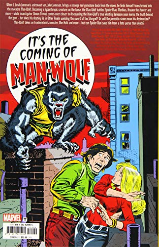 Man-Wolf: The Complete Collection