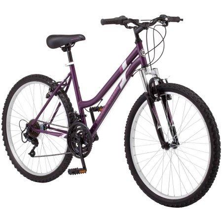 Product Image of the 26' Roadmaster Granite Peak Women's Bike,18-speed shifters, Purple,
