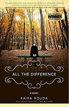 All The Difference: Domestic Suspense by [Kaira Rouda]