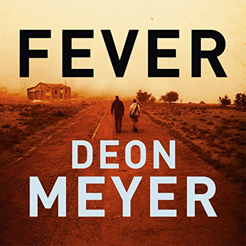 Fever audiobook cover art