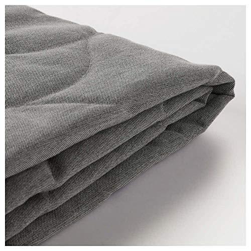 IKEA ASIA NYHAMN Three-seat Sofa-Bed Cover Knisa Grey Beige