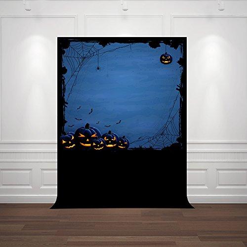 Halloween fotografie achtergrond foto achtergrond partij decoratie kinderen foto's behang, XT4431-150x200, 5x6.5ft(150x200cm)