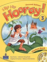 Hip Hip Hooray! (2E) Level 3 Student Book with Story and Songs CD