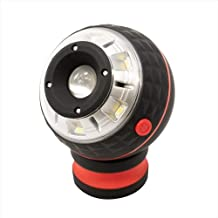 H.C 4.5 Volts LED Working Light for Tool Creeper with Light 6 Lights Flexible Ball Light Magnetic POD Light Multi-Angle Free Adjustment of Magnetic Base