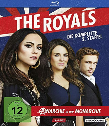 The Royals - Staffel 2 [Blu-ray]