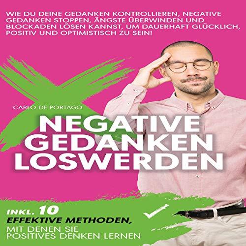 Negative Gedanken loswerden Titelbild