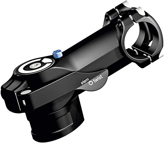 BySchulz SPEEDLIFTER TWIST PRO SDS Auszug 110mm Vorbau 88mm schwarz Fahrrad