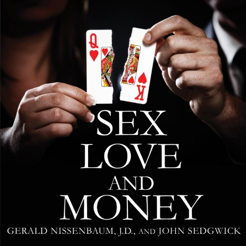 Sex, Love, and Money audiobook cover art