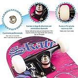 Zoom IMG-2 skateboard per principiante 80x20 cm