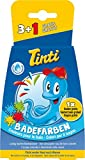 Tinti Badespaß Badefarbe 3+1 4er Pack Spaß