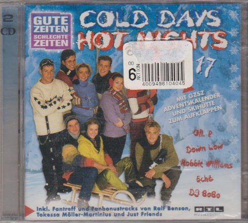 Gute Zeiten - Schlechte Zeiten, Vol.17: Cold Days Hot Nights