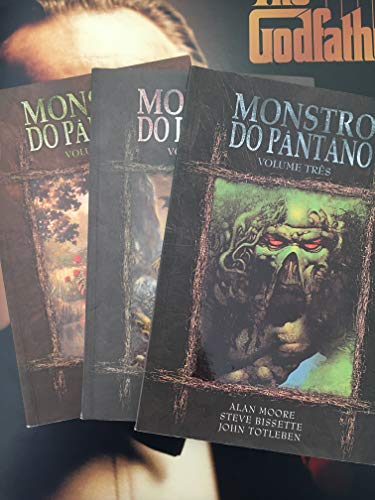 Monstro Do Pantano V.1