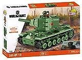 COBI World of Tanks KV-2 Tank