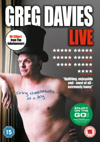 Greg Davies Live - Firing Cheeseballs at a Dog [UK Import]