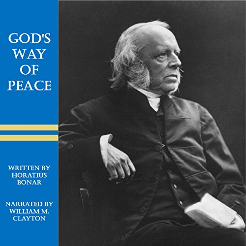 God's Way of Peace audiobook cover art