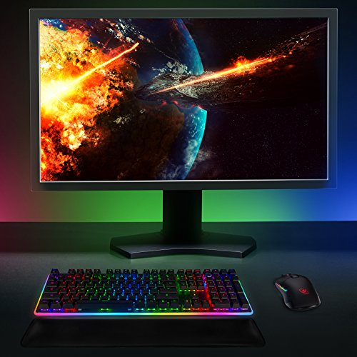 Build My PC, PC Builder, Rosewill NEON K85 RGB BR