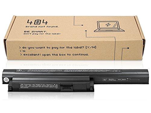 Wessper Laptop Akku für Sony VAIO PCG-91311M (10.8V, 4400 mAh)