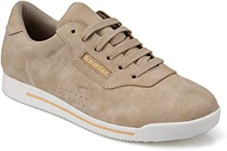 JENNY 9PR Kum Rengi Kadın Sneaker Ayakkabı