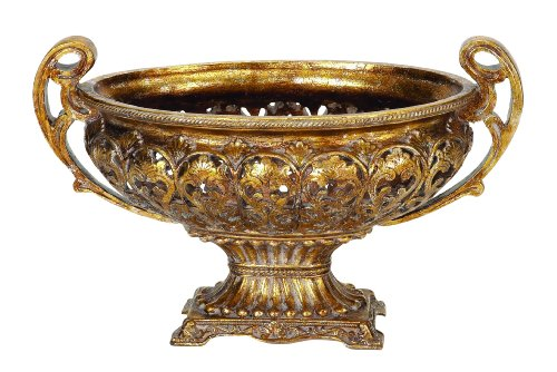 Decorative Urn Bowl