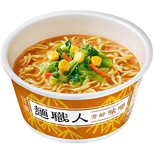 日清麺職人味噌96g×12個