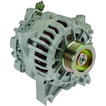 DB Electrical AFD0110 Aftermarket Alternator for Ford Lincoln 4.6L 5.4L Ford F150 F250 F350 04-08 Mark LT 06-08 4L3U-10300-BB 4L3Z-10346-BA 4L3Z-10346-BB 6L3Z-10346-AA 7L3T-10300-AA 7L3Z-10346-A